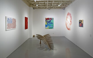 """""""Summer Party Too"""", installation view"""