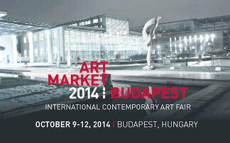 Art Market Budapest 2014, installation view