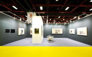 Gallery 100 at Art Taipei 2014, installation view