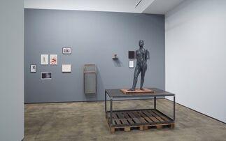 Julião Sarmento: Terra Incognita, installation view