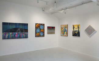 LOCAL II: a group show, installation view