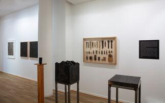Patrick Huse - Imagine Wood, installation view