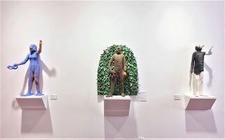 Humanae Terrae, installation view