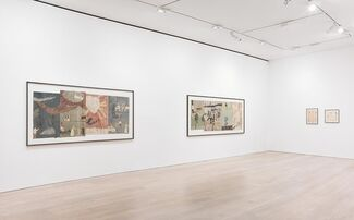 Jockum Nordström: For the insects and the hounds, installation view