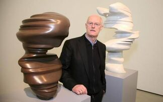 Tony Cragg, Sculptures and Drawings, installation view