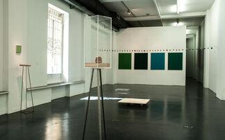 Pronuncia i tuoi colori, installation view