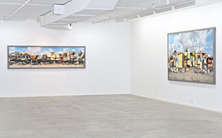 Favelas, installation view