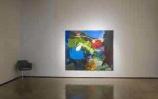 Geoff Rees Exhibition, installation view