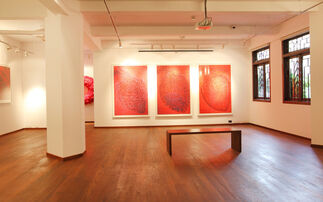 One day it will come out, installation view
