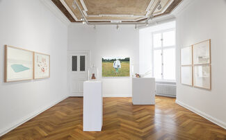 Sympathie - Mehtap Baydu & Peter Anders, invited by René Block, installation view