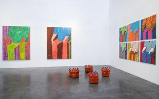 Lawrie Shabibi at Art Week at Alserkal Avenue, installation view