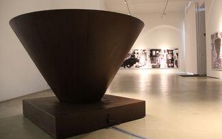Vienna_Groundfloor: Fabrizio Plessi - Liquid Labyrinths, installation view