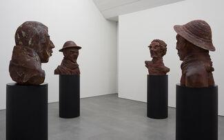 Thomas Schütte, installation view