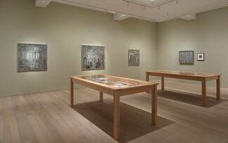 Richard Artschwager: Primary Sources, installation view