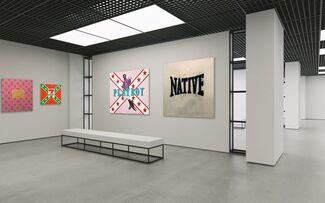 New York's Art Scene in the 80s, installation view