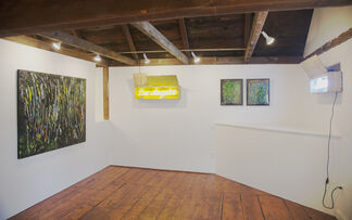 Rodney Dickson - This is Now, installation view