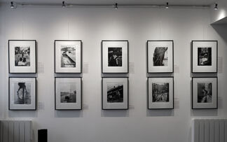 Hommage à Willy Ronis, installation view