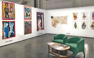 THIS IS NOT A WHITE CUBE at FNB JoburgArtFair 2018, installation view