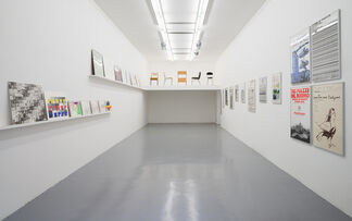 Galleria Massimo Minini at The Armory Show 2016, installation view