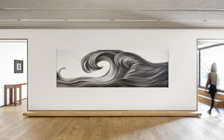 Ink and the Body, installation view