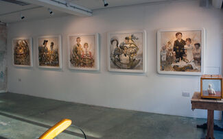Pixel Pancho 'Memory Of Our Life', installation view