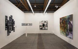 Green Art Gallery at Art Brussels 2014, installation view
