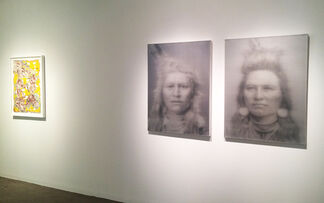 September Group Show Featuring work by Shawn Dulaney, Celia Gerard, Bo Joseph, Alison Van Pelt, Rick Shaefer, Kathryn Lynch and Isabel Bigelow, installation view