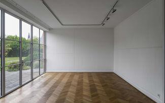 Alan Johnston : Tactile Drawings, installation view