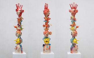Yoann Estevenin, installation view