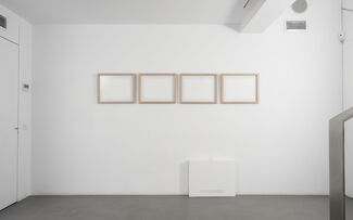 More silence, installation view