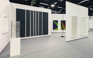 Edition & Galerie Hoffmann at Art Cologne 2017, installation view