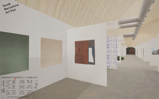 ONE FOUR at SWAB Barcelona 2020, installation view