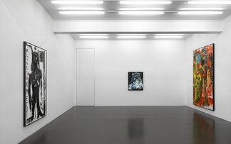 """DC OPEN 2014 - Jonathan Meese COUNTDOWN """"K.U.N.S.T."""" (DIE GEILSTINVASION), installation view"""