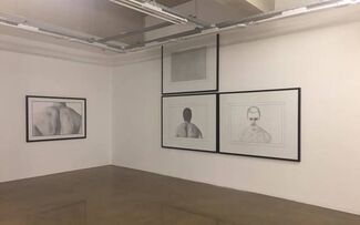 """Beyond The Armour"" İbrahim Resnelli, installation view"