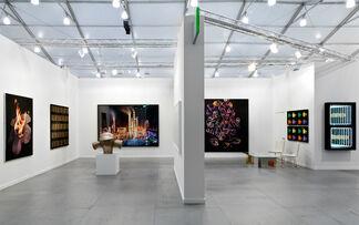 Paul Kasmin Gallery at Frieze NY 2014, installation view