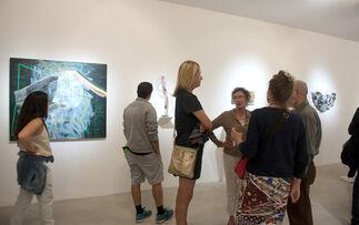 Under the Apple Tree: Elisa Lendvay & Becky Yazdan, installation view