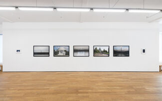 A World of Statues, installation view