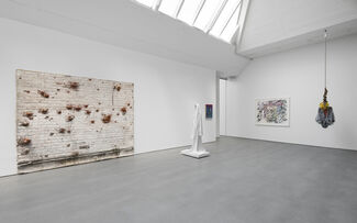 Basel By Berlin, installation view