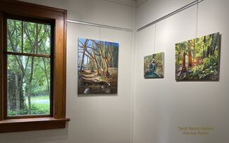 Arbutus Room Summer Group Show 2020, installation view