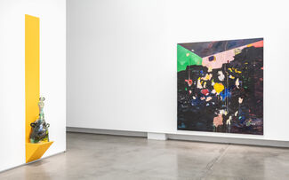 Not hours minutes, installation view