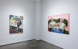 PATTY HORING : Ordinary Lives, installation view