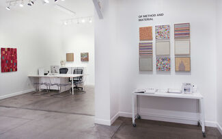 Of Method and Material, installation view