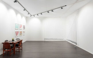 Stephen Friedman Gallery at Frieze Masters 2015, installation view