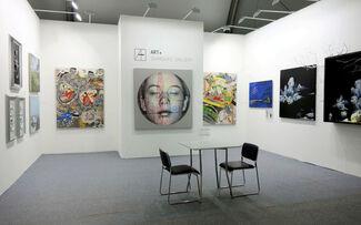 Art+ Shanghai Gallery at Art Central 2015, installation view