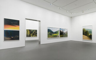 Rolf Sachs 'Camera in Motion: From Chur to Tirano', installation view