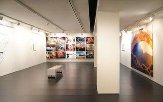 Introspection, installation view