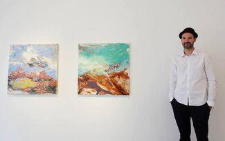 Mimacrocosmic-Michael Sistig solo exhibition, installation view