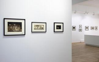 Erling Valtyrson - New mezzotint, installation view