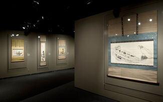 The Sound of One Hand: Paintings and Calligraphy by Zen Master Hakuin, installation view
