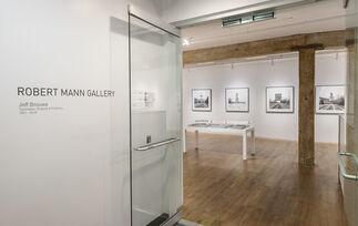 Jeff Brouws: Typologies, Projects & Portfolios, installation view